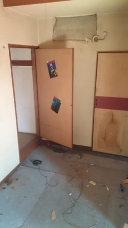 改修工事前/室内