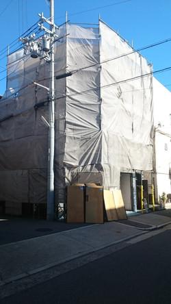 全改修工事/外壁防水塗装