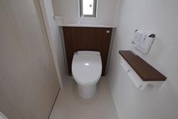 住宅設備取替工事/トイレ取替