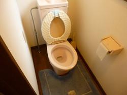 トイレ入替/改修工事:施工前
