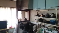 改修工事前/キッチン