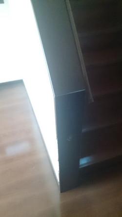 内装工事前/化粧板