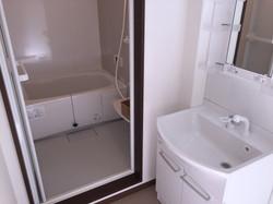 改装工事後/浴室・洗面所