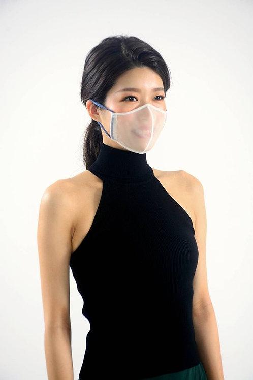 透明マスク「リップマスククリア(クール)」