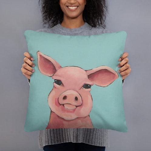 Pig Pillow