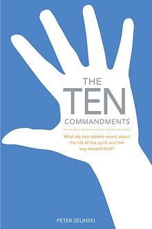 Peter Zelinski book The Ten Commandments