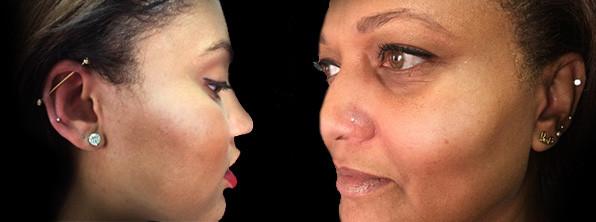 Ayesha Curry & Mama Curry get pierced!