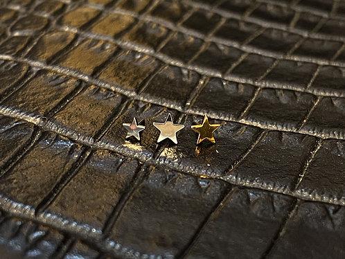 Titanium Star Threadless End