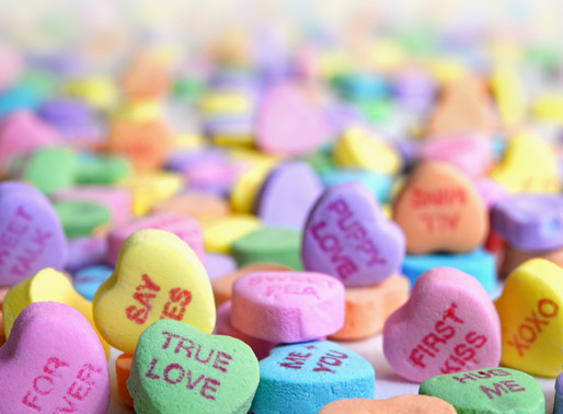 The Fascinating Backstory Behind Valentine's Day Candy Hearts