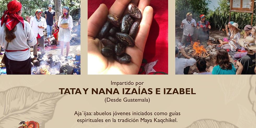1ER Entrenamiento Online Para Facilitadores de CACAO CEREMONIAL con TATA & NANA  Izaias Y Ana Mendoza [Guatemala]