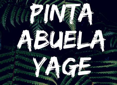 PINTA ABUELA YAGE