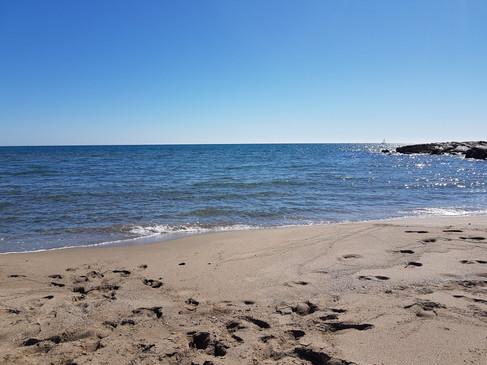 plage et mer