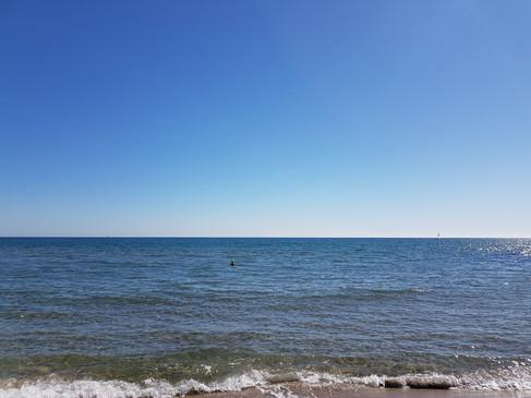 mer plage