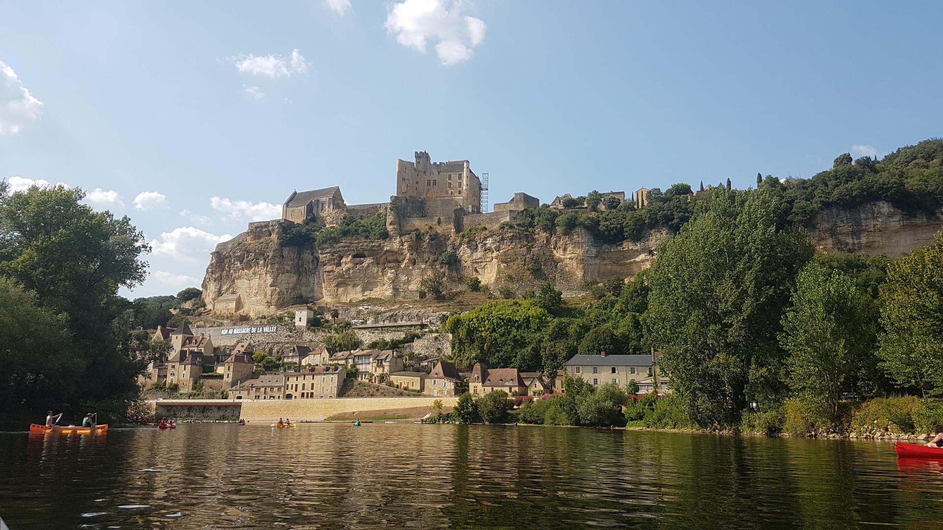 Castle Cliff Face