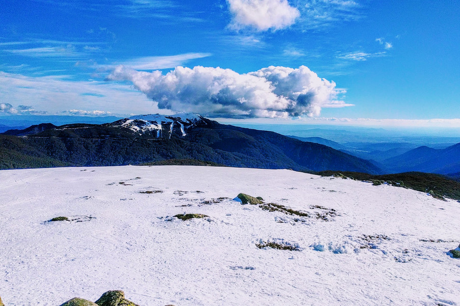 Snowy Cloud