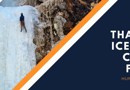 First Thame Valley (Everest Region) Ice and Rock climbing festival 2021