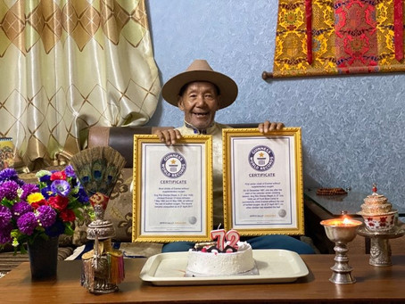 """Farewell to the Legend, Late Ang Rita Sherpa aka """"The snow leopard"""" (1948 – 21 September 2020)"""
