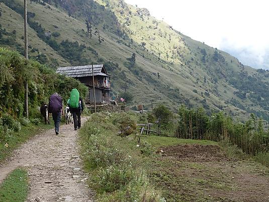 SKA treks, Solu , Nepal