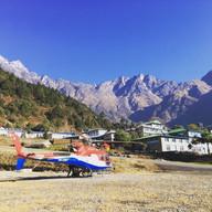 Lukla Airport Everest Trek