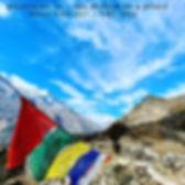 prayer flags, ska adventures