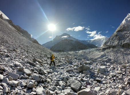 Climbing Cho Oyu with Alternative route from Nepal( South West)