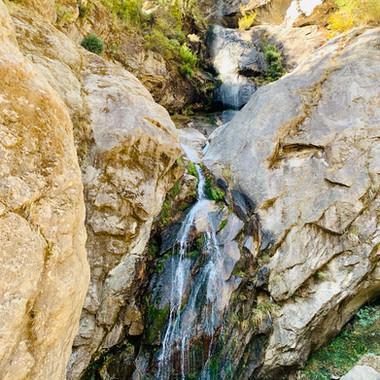 Water fall, Everest Base Camp trek, ska adventures