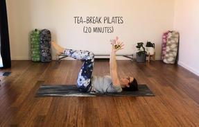 Tea Break Pilates