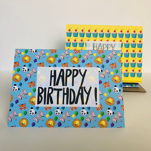 Birthday! 4 Pack