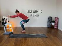 Legs Week 10 (1305)