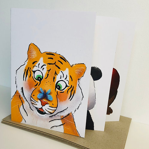 Animal 3 Pack