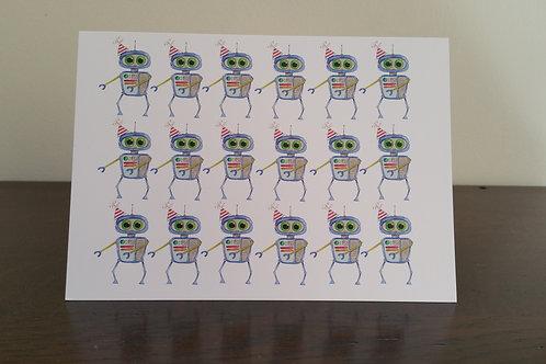 Card: Robots