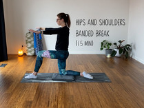Hips & Shoulders Banded Break (1264)