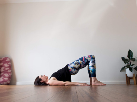 Am I Doing it 'Right' on the Yoga Mat?