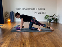 Happy Hip & Shoulder Flow (1267)