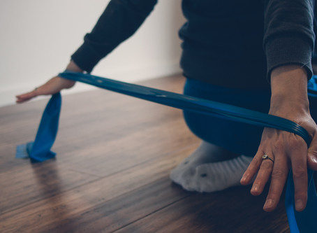The Habit of Habit on the Yoga Mat.