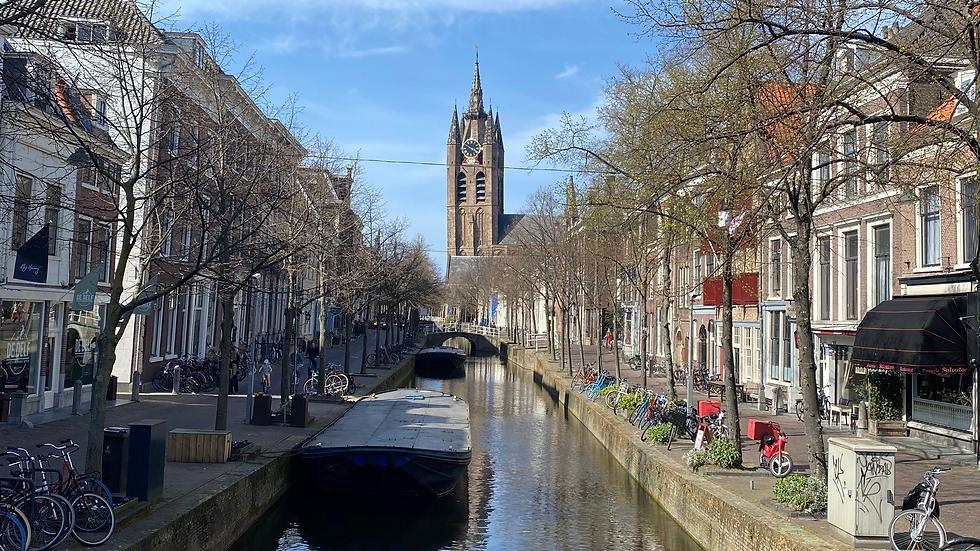 Delft Segway Tour 90 Min