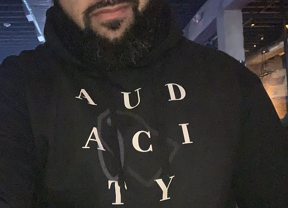 Audacity on wholesale Hoodie