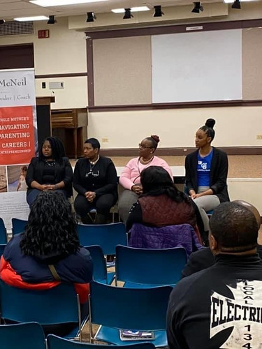 Career Tips & Topics Panel Discussion