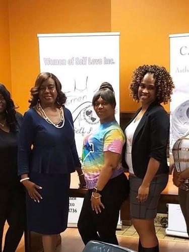 Hosted a Career Development Workshop for WOSL