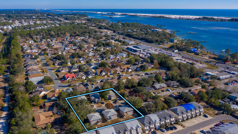 Josie Rd Apartments Aerial-8