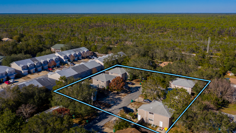 Josie Rd Apartments Aerial-5