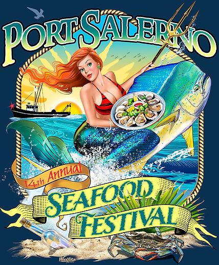 PORT SALERNO SEAFOOD FEST.
