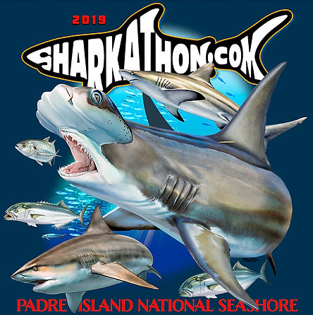 SHARKATHON TEE DESIGN
