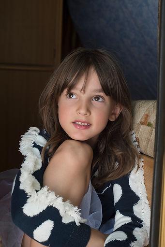 Casilda fotografía moda de niños