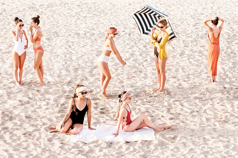 BEACH GIRLS II