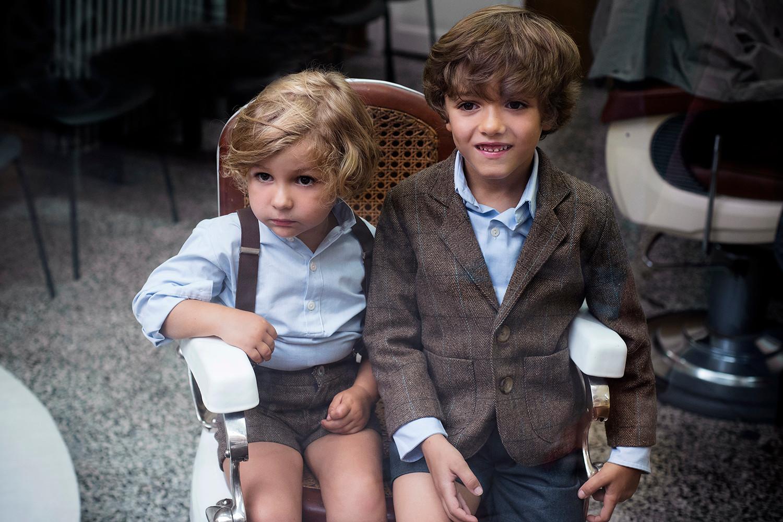 Moda de niños