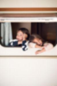 fotografía de editorial de moda de niños