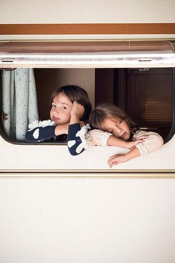 fotografía de niños n Instyle