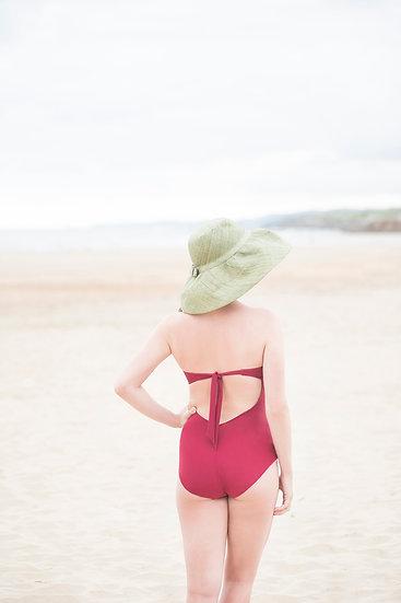 BEACH HAT II
