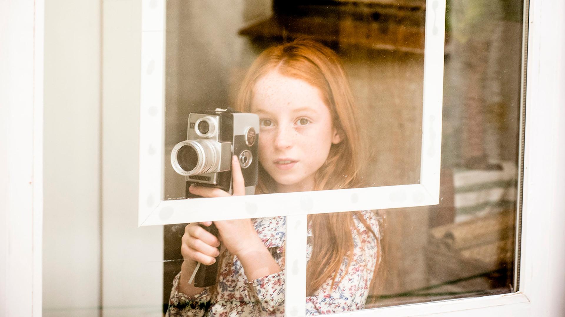 Fotografía de niños